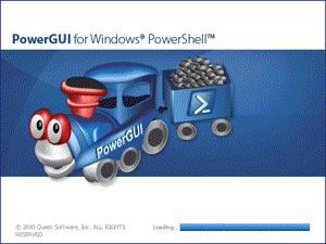 PowerGUI en Seguridad y Redes